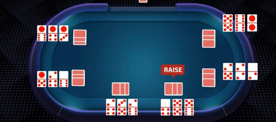 Domino qq online is the game that will not stop you for playing this game
